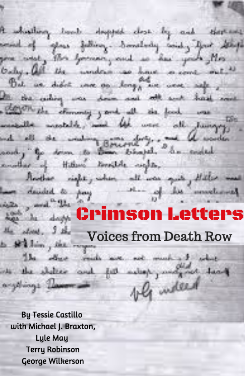 Crimson Letters by Tessie Swope